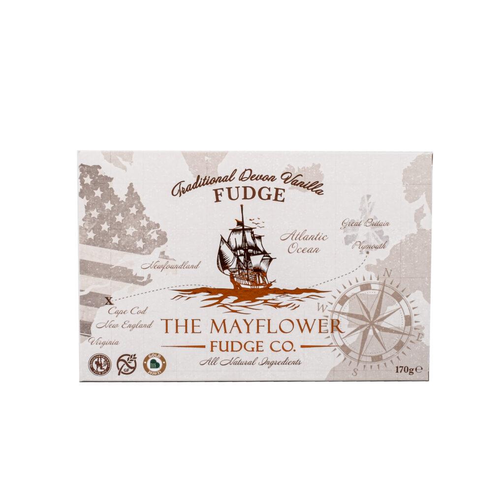 mayflower 400 fudge