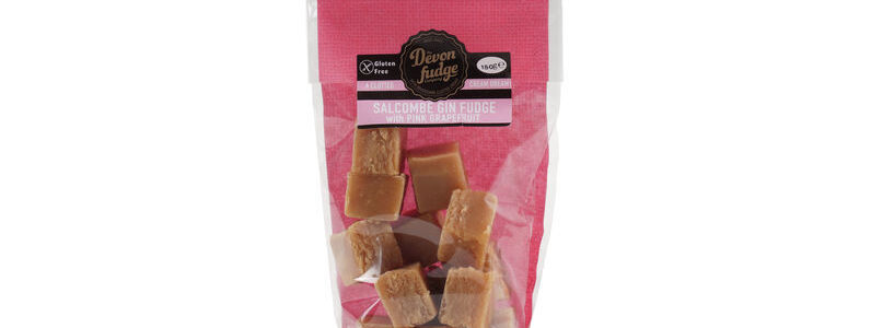 Meet Our Newest Flavour - Salcombe Gin with Pink Grapefruit Fudge